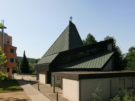 St Franziskus Kaiserslauten Betzenberg